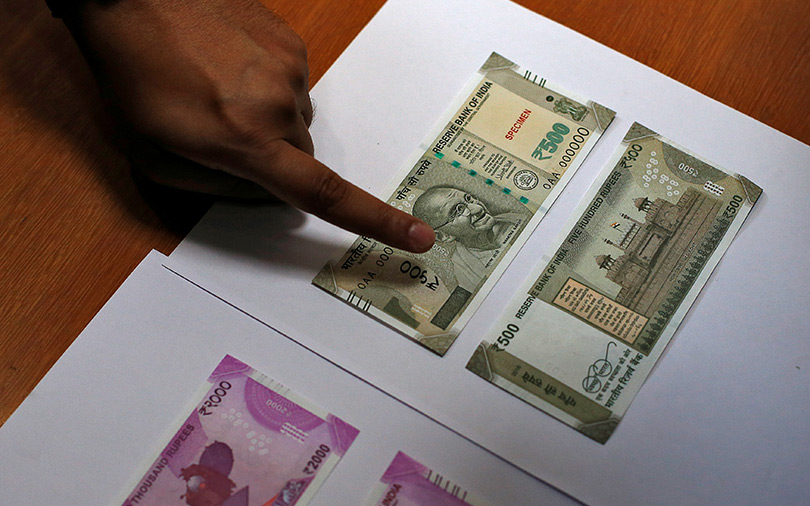India's fiscal deficit crosses FY17 target in Apr-Feb