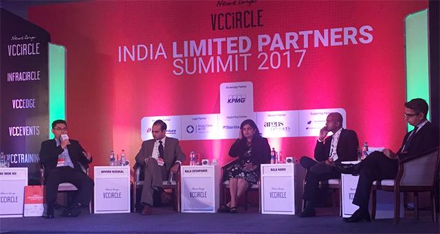 Panellists at News Corp VCCircle LP Summit