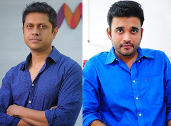 Mukesh Bansal and Ankit Nagori, co-founders of Curefit