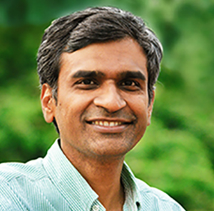 Naganand Dorasami, founder and managing director, Ideaspring Capital