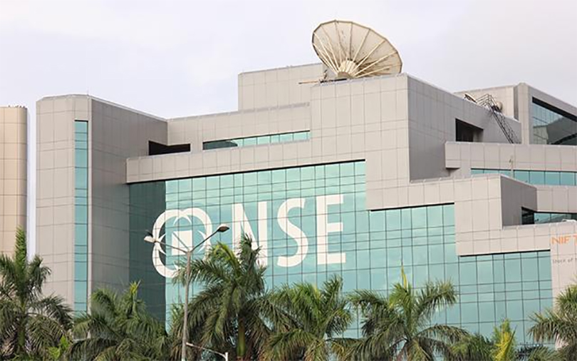 NSE Nifty touches new high; rupee gains
