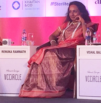 Renuka Ramnath, Founder, MD and CEO, Multiples Alternate Asset Management
