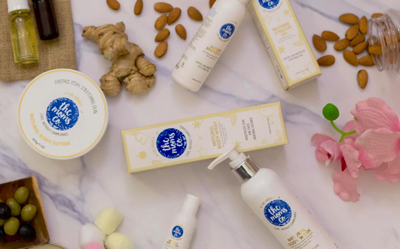 Pregnancy & baby care products startup The Moms Co. raises seed round