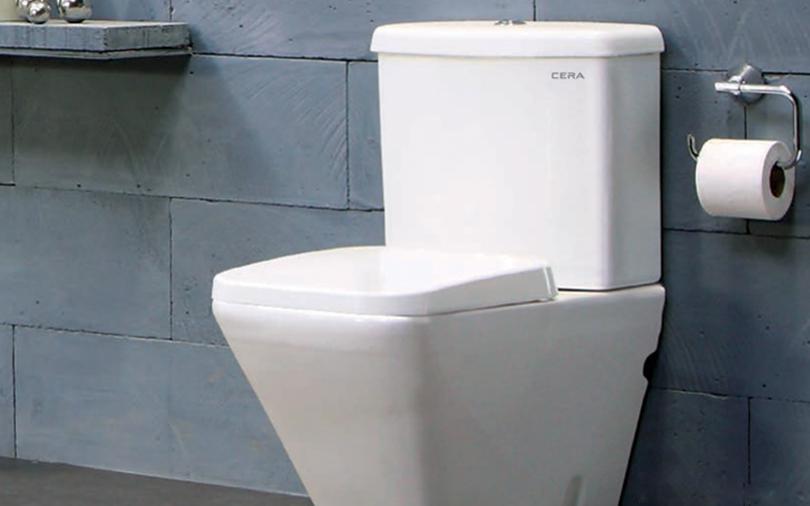 How much return did PE firm WestBridge reap from Cera Sanitaryware?