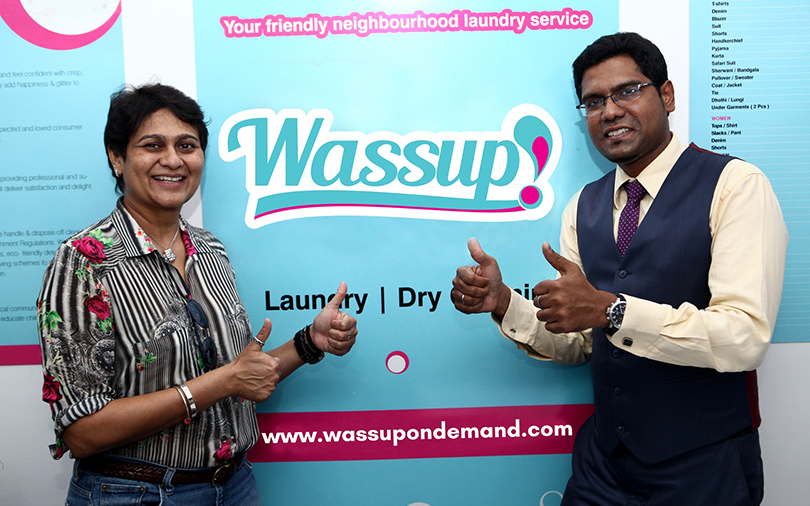 Laundry startup Wassup buys out VC-backed DoorMint