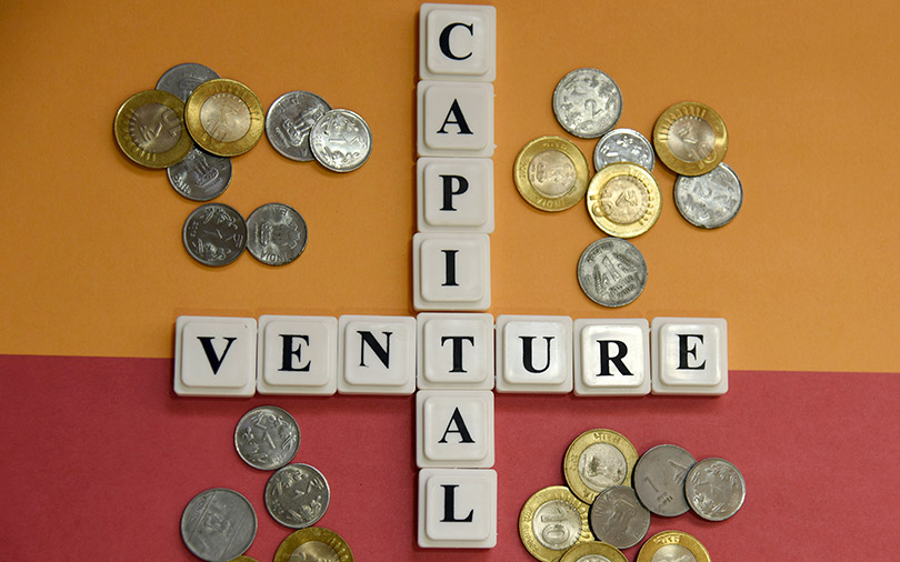 Why is the Indian venture capital investor bald?