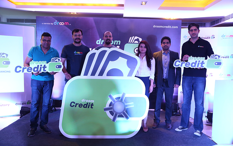 Droom launches loan marketplace for used automobiles