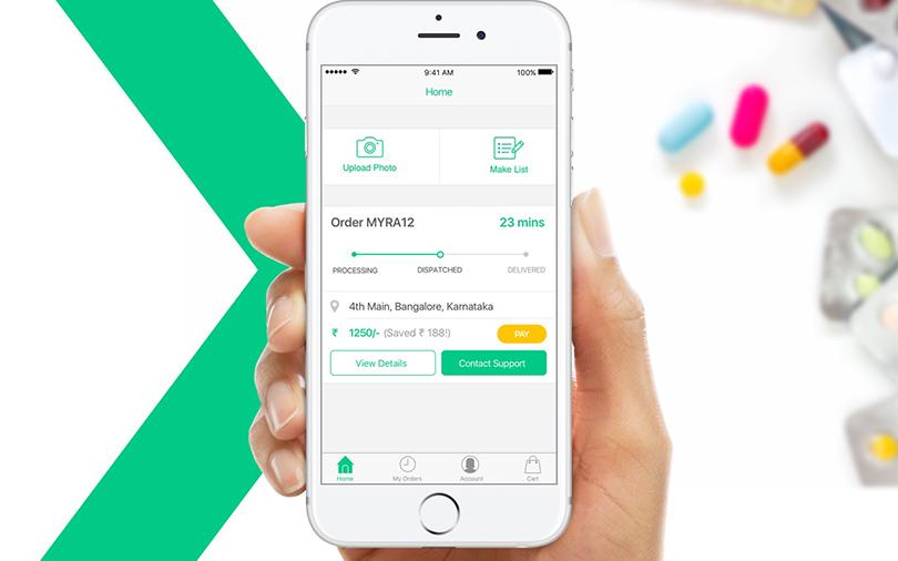 Matrix Partners and Times Internet back pharmacy app Myra Medicines