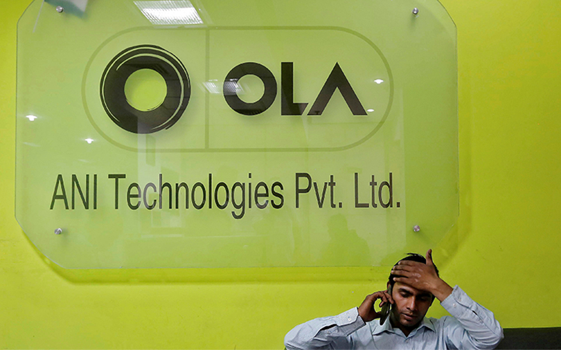 Ola eyes Kolkata's bike taxi market, in talks with local players