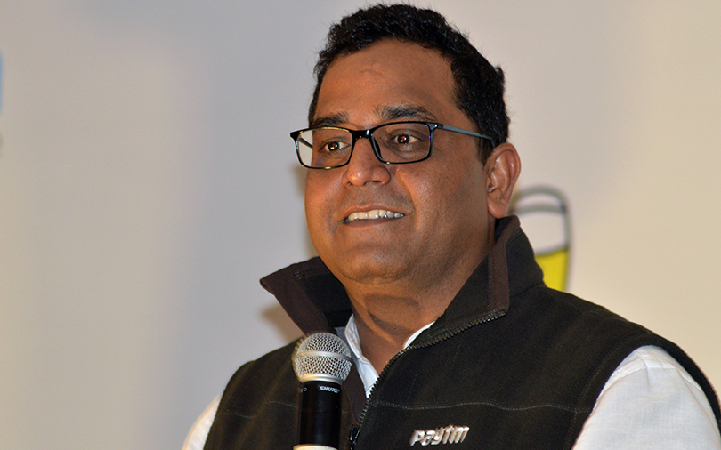 Paytm founder on Time magazine's 'most influential' list