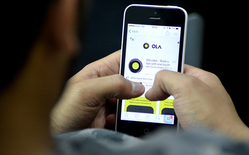 Ola lost Rs 5 for each rupee earned in FY16