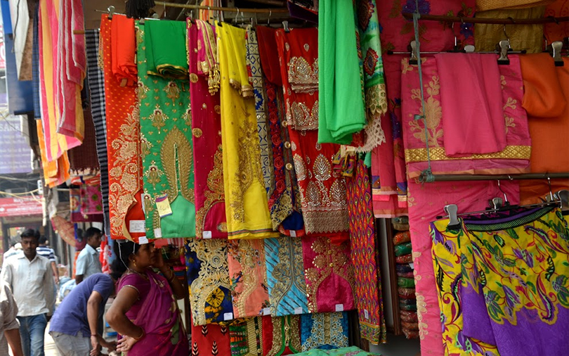 Consumer spending powers Indian economy ahead of GST launch