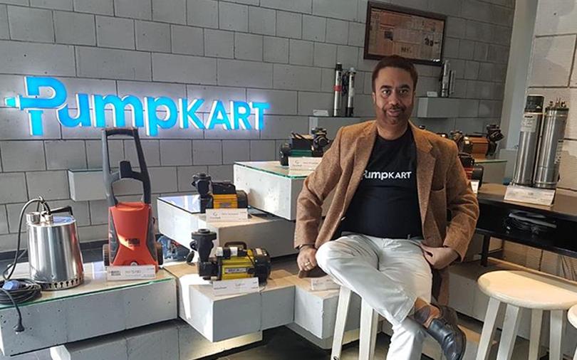 Innov8 founder Ritesh Malik backs online water pump seller PumpKart