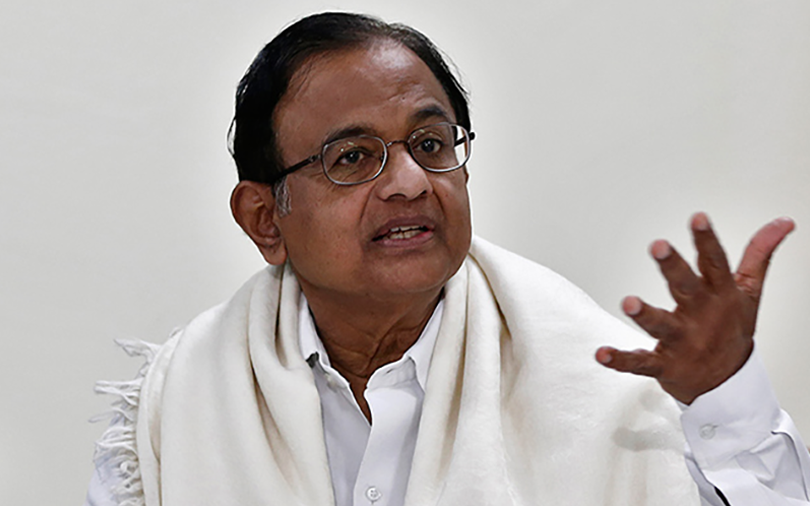 CBI searches ex-minister Chidambaram's home over INX, Aircel-Maxis deals