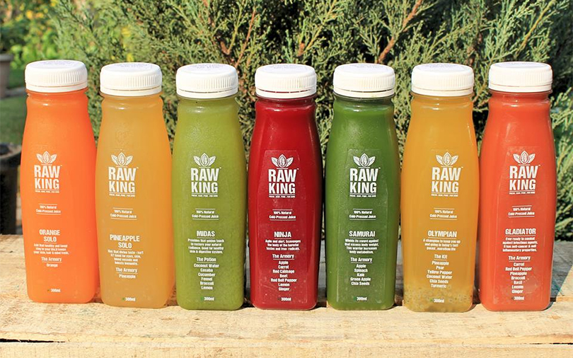 Foodtech startup MonkeyBox acquires juice maker RawKing