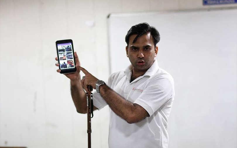 How a tech startup is revving up the social lives of differently-abled