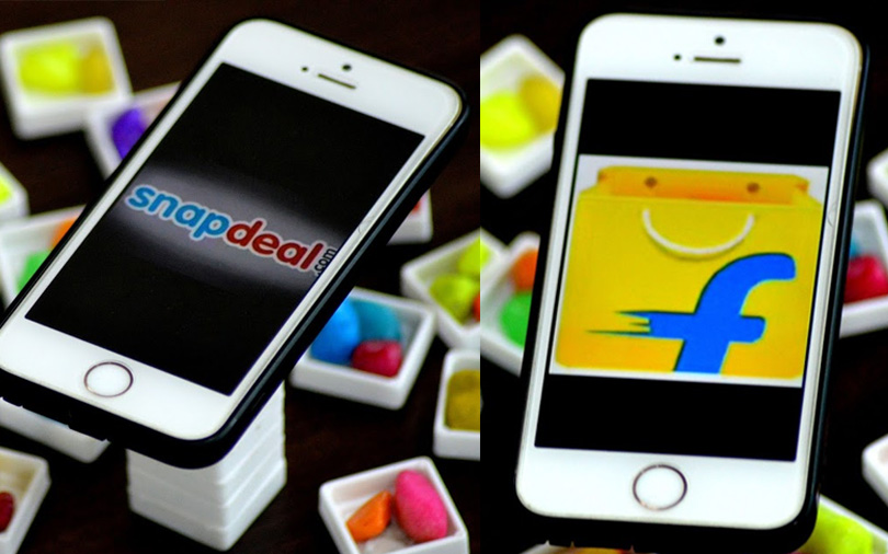 Snapdeal, Flipkart may ink merger next week