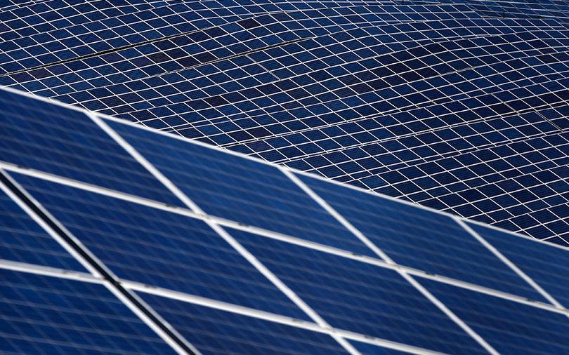 Global pension funds scout for deals in India's solar energy sector