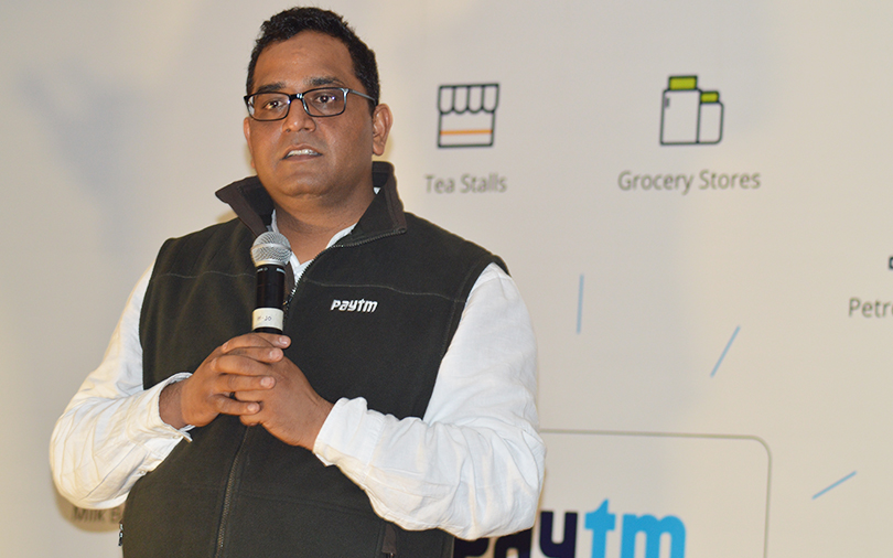 Capital dumping is a non-issue, says Paytm's Vijay Shekhar Sharma