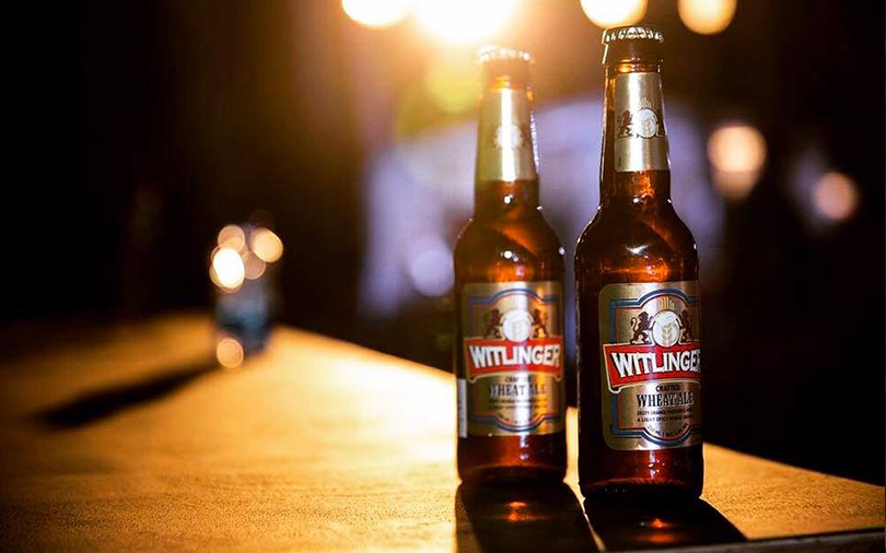 Witlinger beer maker raises pre-Series A round