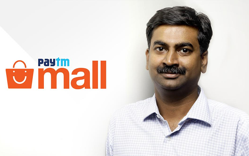 Paytm names insider Amit Sinha COO of e-commerce business