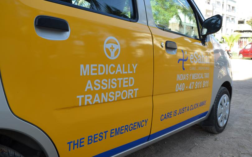 Ambulance aggregator eSahai ups seed round to $500K