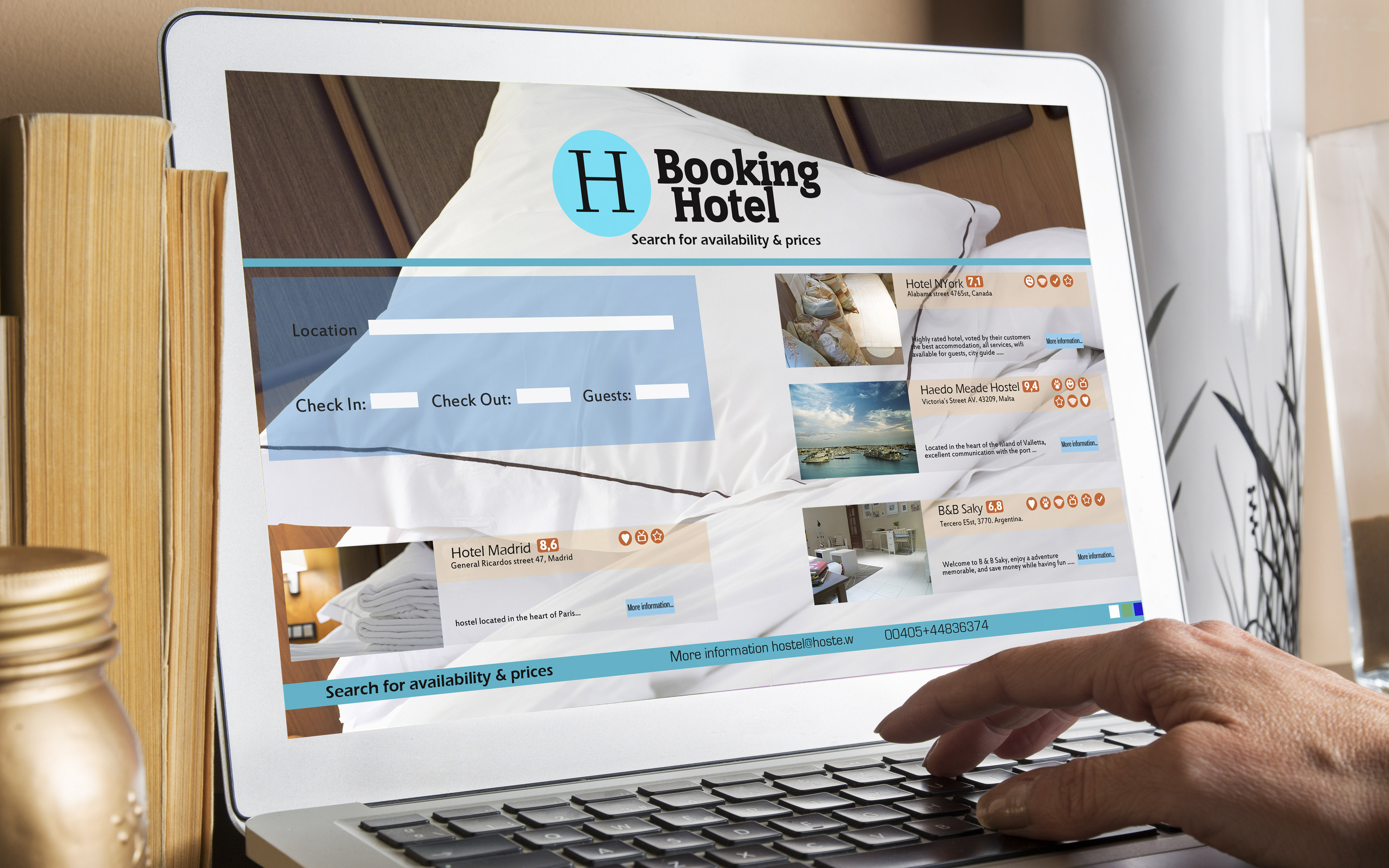 Online hotel bookings to touch one-third mark by 2020: Google-BCG report