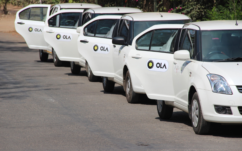 Ola to get $36 mn top-up from existing investors