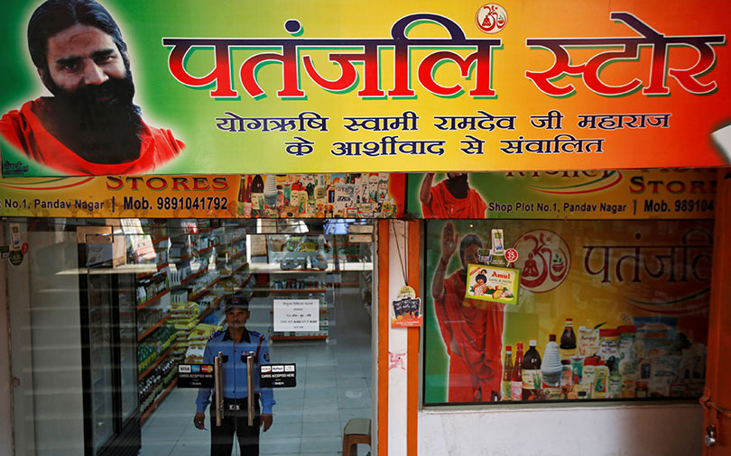 How Patanjali's fast-moving juggernaut is leaving rivals behind by a wide margin