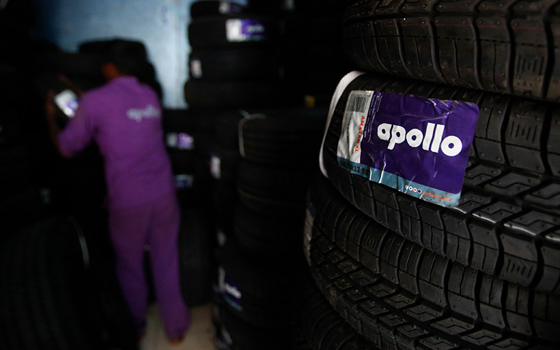 Apollo Tyres hires I-banks for QIP