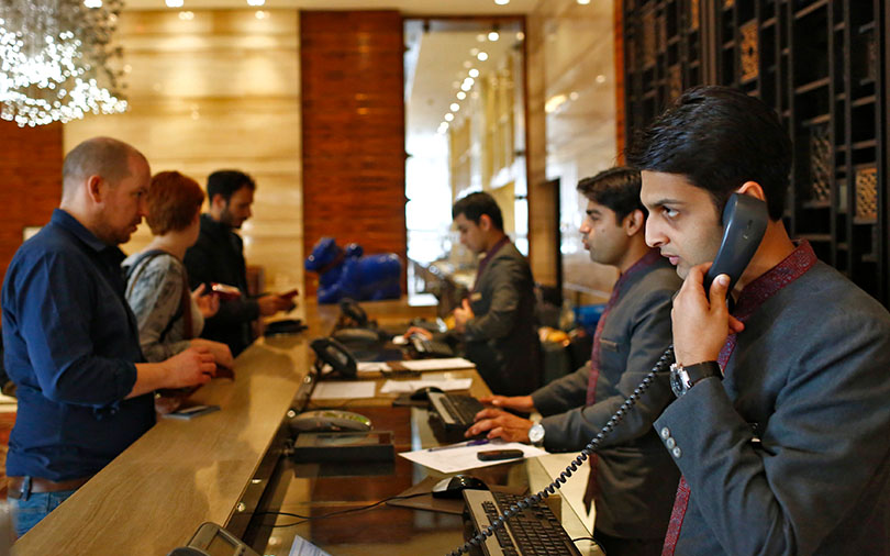 India services activity bounces back in September on stronger demand