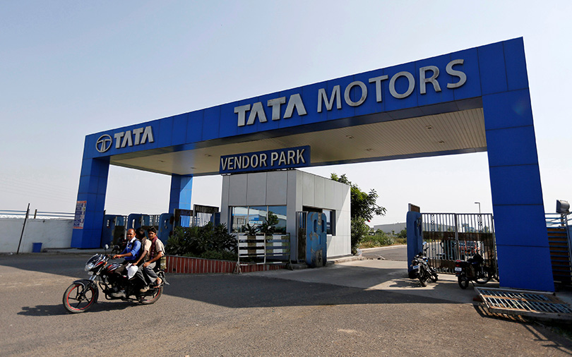 Tata Steel sells stake in Tata Motors to Tata Sons for $586 mn