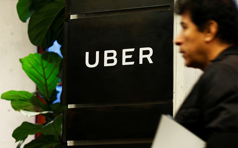 Uber in talks with SoftBank, Didi Chuxing and others for investment
