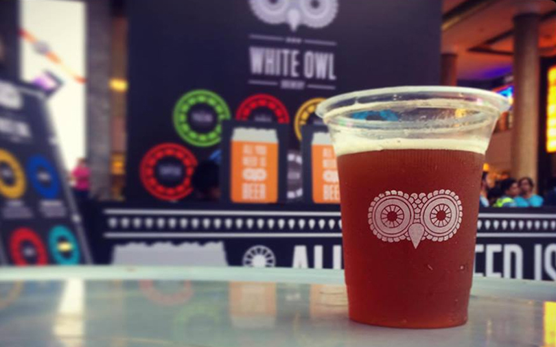 Craft beer maker White Owl Brewery raises pre-Series A round