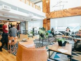 World's biggest co-working startup WeWork enters India with mega facility