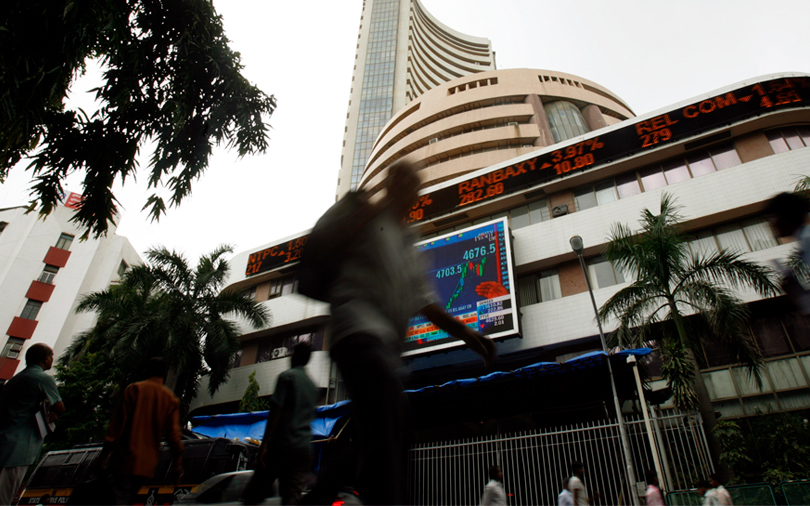 Sensex soars to new record; Reliance, ONGC lead gains