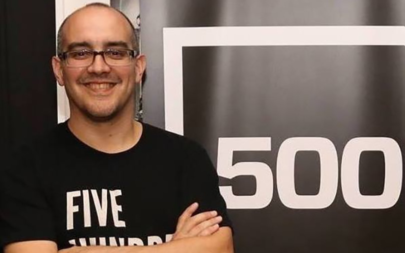 500 Startups co-founder Dave McClure demoted over mistreatment of women