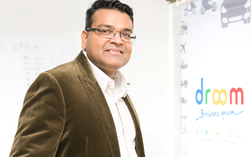 Droom founder Sandeep Aggarwal backs VC firm Lionbird Ventures