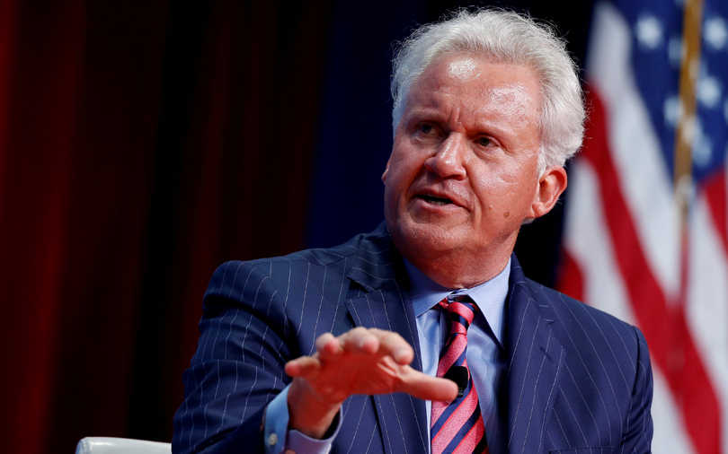 GE's outgoing CEO Jeffrey Immelt in race for Uber's top job