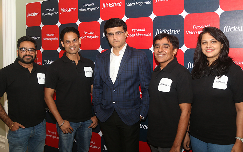 Venture Catalysts, Sourav Ganguly invest in online video aggregator Flickstree