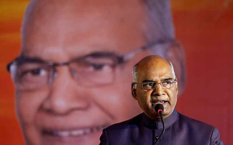 Ram Nath Kovind wins election to become India's next president