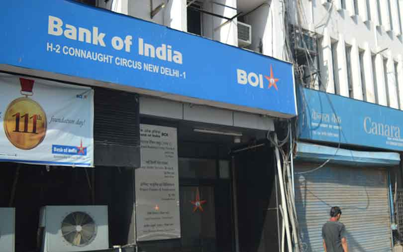 Bank of India looking to raise $98 mn by paring STCI Finance stake