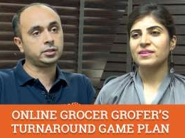 Grofers CEO Dhindsa on competition, Amazon's interest and road to recovery
