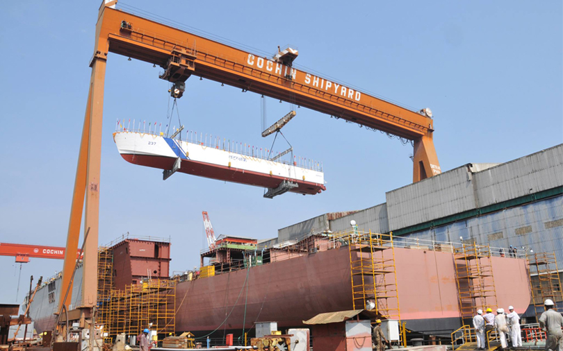 Cochin Shipyard IPO subscribed 92%; SIS issue covered nearly twice