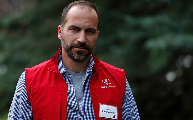 Expedia's Dara Khosrowshahi to be new Uber CEO