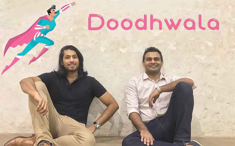 Online milk delivery startup Doodhwala raises pre-Series A round