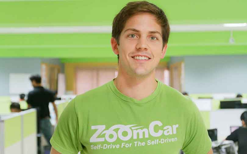 Zoomcar will be in over 20 countries in 2-3 years, says co-founder Greg Moran