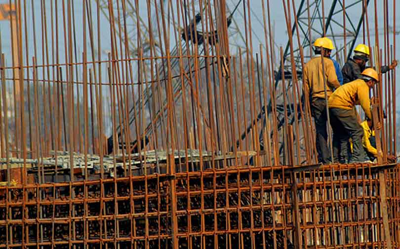 India's infrastructure output grows 6.7% in January