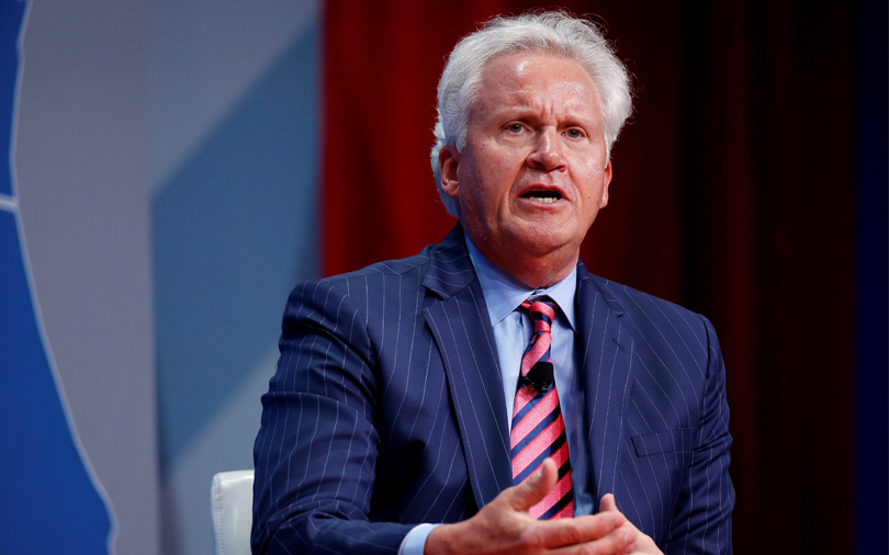 Former GE chief Jeffrey Immelt front-runner in Uber CEO race