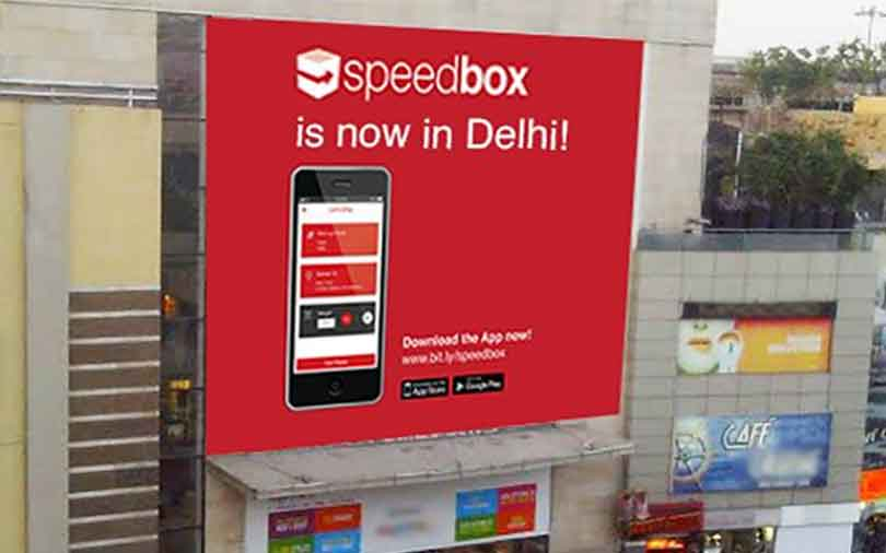 On-demand shipping startup Speedbox raises seed funding